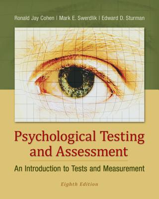 Psychological Testing and Assessment: An Introduction to Tests and Measurement Cover Image
