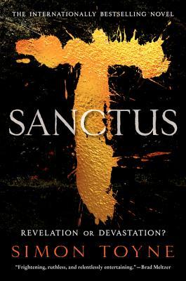 Sanctus (Sanctus Trilogy #1) Cover Image