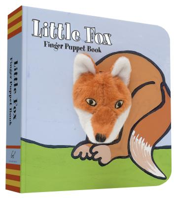 Little Fox: Finger Puppet Book: (Finger Puppet Book for Toddlers and Babies, Baby Books for First Year, Animal Finger Puppets) Cover Image