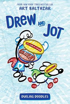 Drew And Jot: Dueling Doodles Cover Image