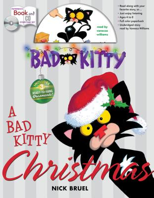 Bad Kitty Christmas Storytime Set Cover Image