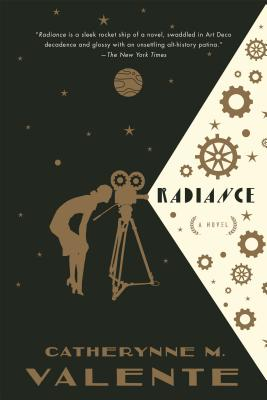 Radiance: A Novel Cover Image