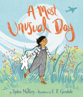 A Most Unusual Day Cover Image