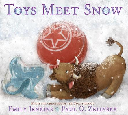 Toys Meet Snow Cover