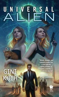 Universal Alien (Alien Novels #10) Cover Image