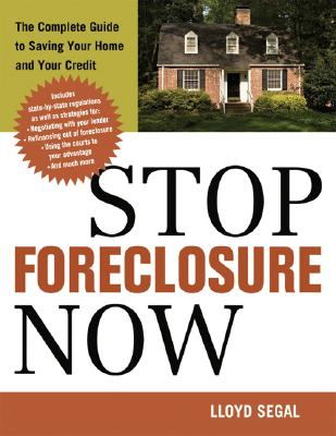 Stop Foreclosure Now Cover