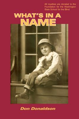 Cover for What's in a Name