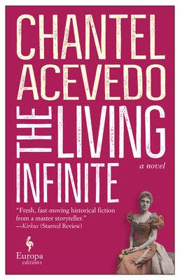 The Living Infinite: A Novel Cover Image