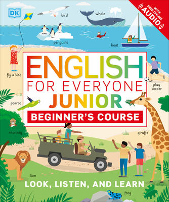 English for Everyone Junior: Beginner's Course Cover Image