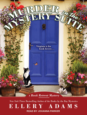 Murder in the Mystery Suite (Book Retreat Mystery #1) Cover Image
