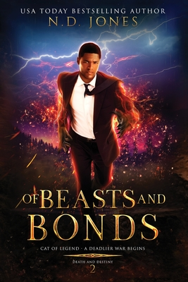Of Beasts and Bonds (Death and Destiny Trilogy #2) Cover Image
