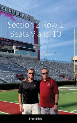 Section 2 Row 1 Seats 9 and 10 Cover Image