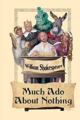 Much Ado about Nothing Cover Image