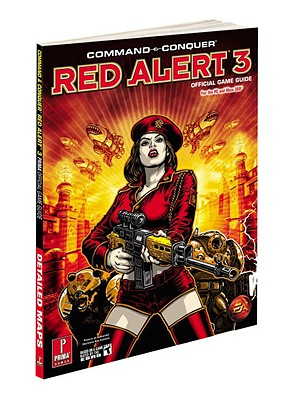 Command and Conquer Red Alert 3 Cover