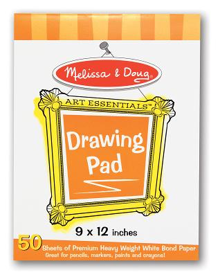 Drawing Pad (Craft Pads) Cover Image