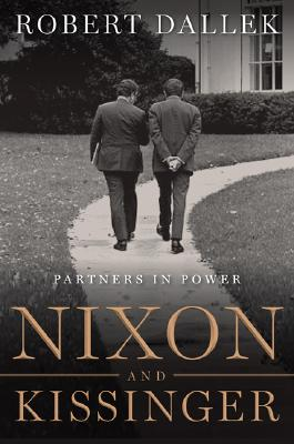Nixon and Kissinger Cover