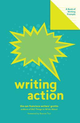 Writing Action (Lit Starts): A Book of Writing Prompts Cover Image