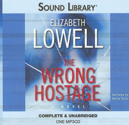 The Wrong Hostage (Sound Library) Cover Image