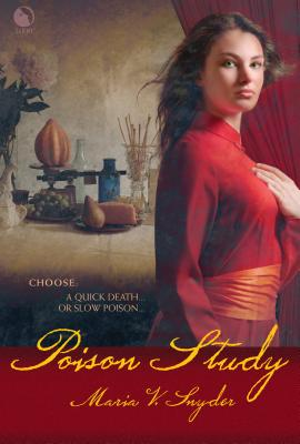 Poison Study Cover Image