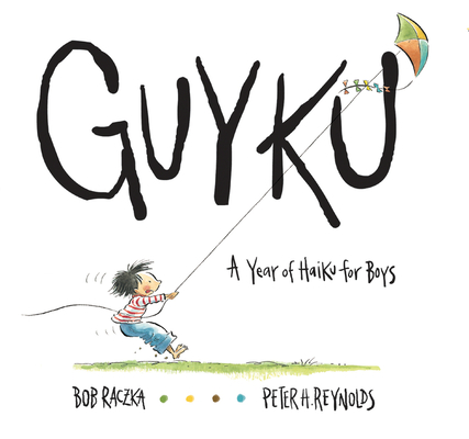 Guyku: A Year of Haiku for Boys Cover Image