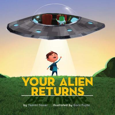 Your Alien Returns Cover Image