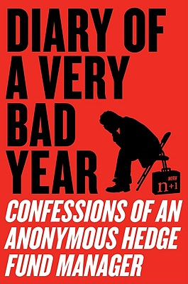 Diary of a Very Bad Year Cover