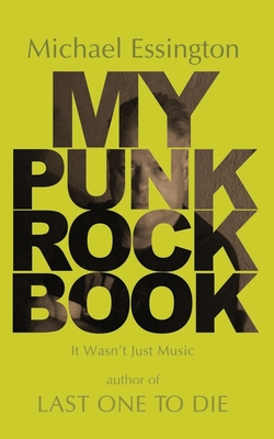 My Punk Rock Book Cover Image