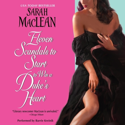 Eleven Scandals to Start to Win a Duke's Heart Cover Image