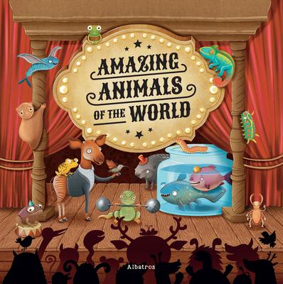 Amazing Animals of the World Cover Image