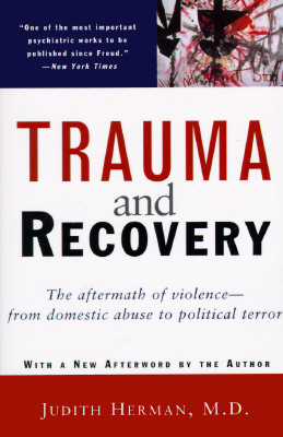Trauma and Recovery Cover Image