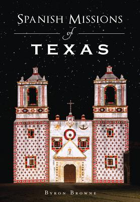 Spanish Missions of Texas (Landmarks) Cover Image