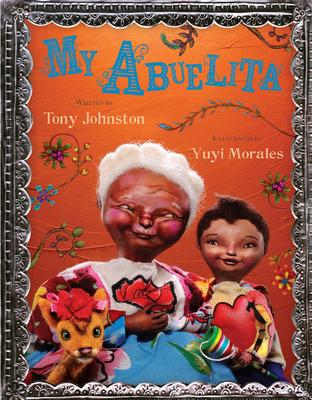My Abuelita Cover