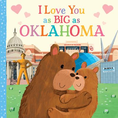 I Love You as Big as Oklahoma Cover Image