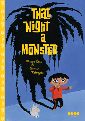 Cover for That Night, a Monster . . .
