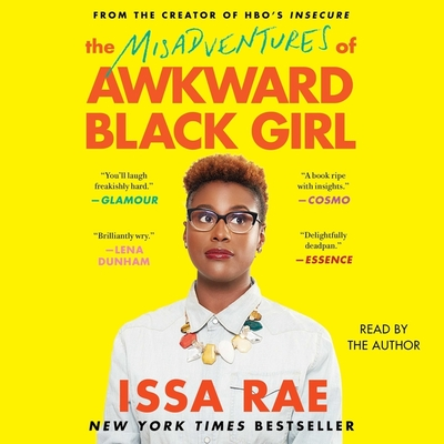 The Misadventures of Awkward Black Girl Cover Image