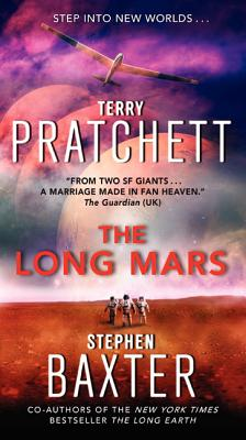 The Long Mars (Long Earth #3) Cover Image