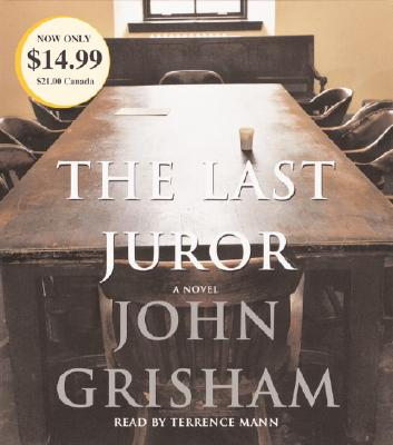 The Last Juror Cover Image