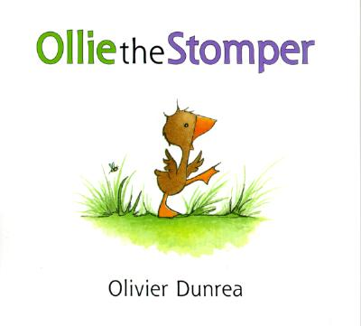 Ollie the Stomper (Gossie & Friends) Cover Image