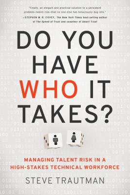 Cover for Do You Have Who It Takes?