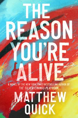 The Reason You're Alive Cover