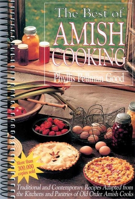 Best of Amish Cooking Cover