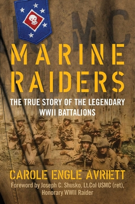Cover for Marine Raiders