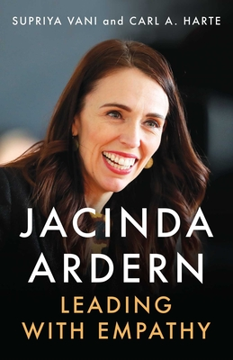 Jacinda Ardern: Leading with Empathy Cover Image