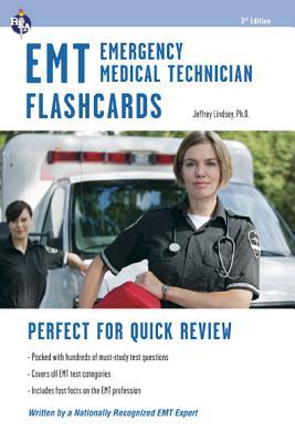 EMT Flashcard Book (EMT Test Preparation) Cover Image