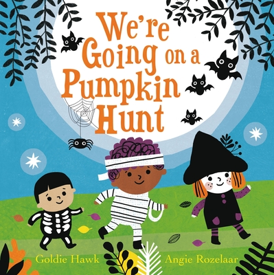 We're Going on a Pumpkin Hunt Cover Image