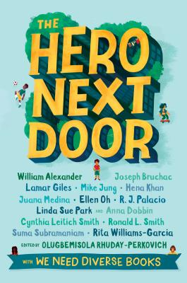 The Hero Next Door Cover Image
