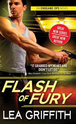 Cover for Flash of Fury (Endgame Ops #1)