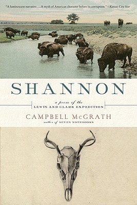 Shannon: A Poem of the Lewis and Clark Expedition Cover Image