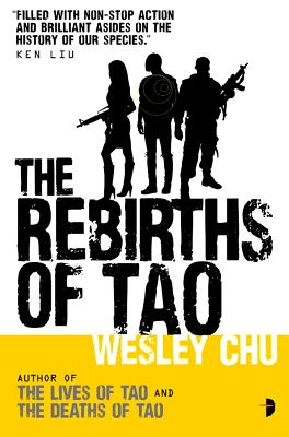 The Rebirths of Tao Cover