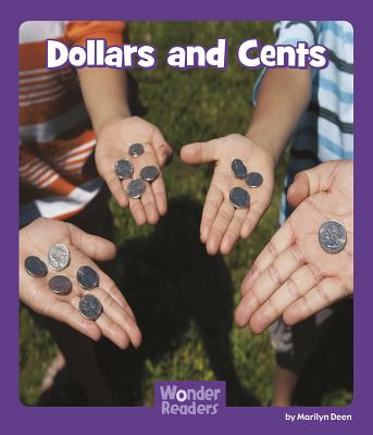 Dollars and Cents (Wonder Readers: Math) Cover Image